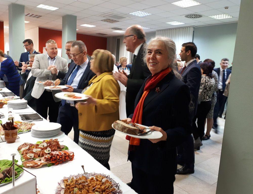 A GYMSKIK Szolgáltatási Tagozatának Évzáró ünnepi gálarendezvénye nagyon jó hangulatban telt!